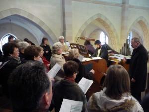 Kirchenchor-Salzstetten