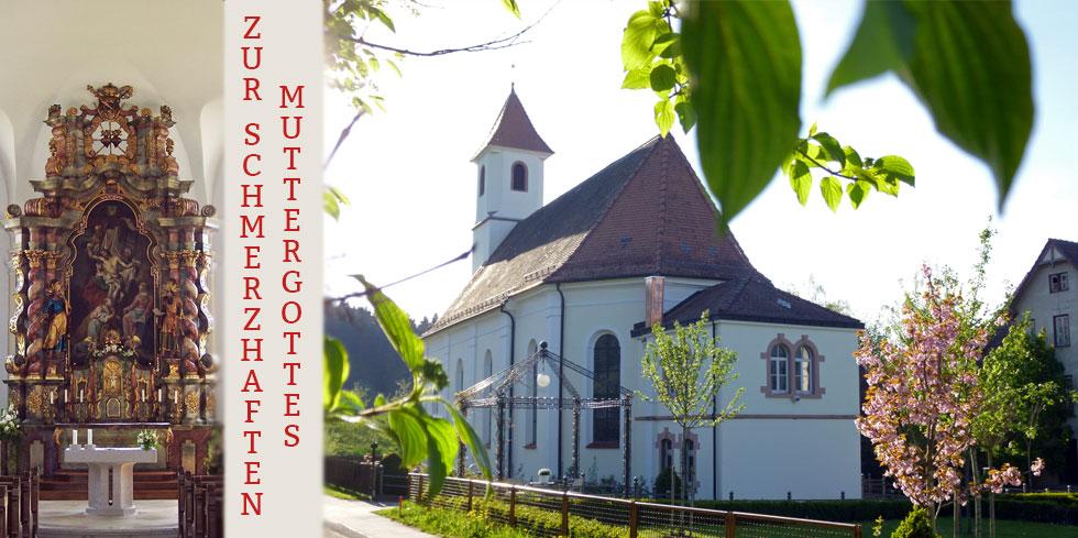 Heiligenbronn Kloster Zur Schmerzhaften Muttergottes