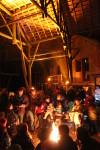 St. Martinsfeier in der Bösinger Sägmühle