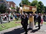 Eindrücke vom Fronleichnamsfest 2015 in Lützenhardt
