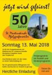 Jubiläumsfest - 50 Jahre St. Martin Pfalzgrafenweiler