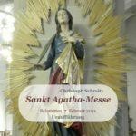 Kirchenpatrozinium Sankt Agatha Salzstetten